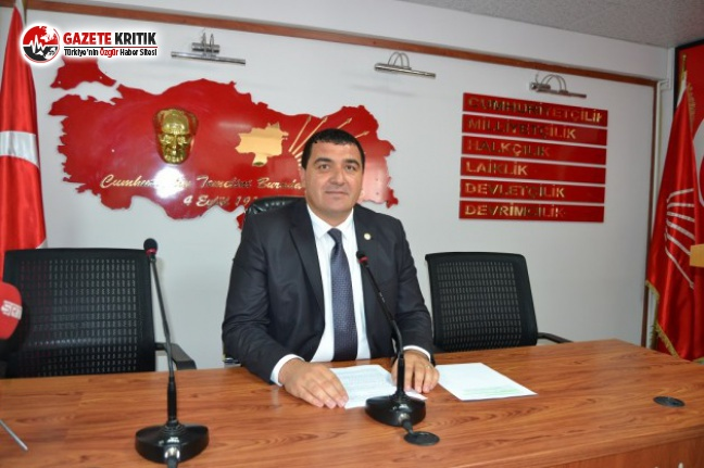 CHP'li Karasu'dan Ziraat Fakültesi Teklifi