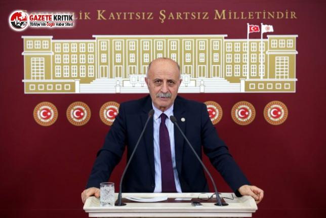 CHP'lİ Keven: Özel Okul Patronlarına Milyarlık Kaynak Öğretmenlere Asgari Ücret!