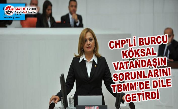 CHP'Lİ KÖKSAL:AKP EYT'LİLERİ GÖRMEZDEN, DUYMAZDAN GELİYOR
