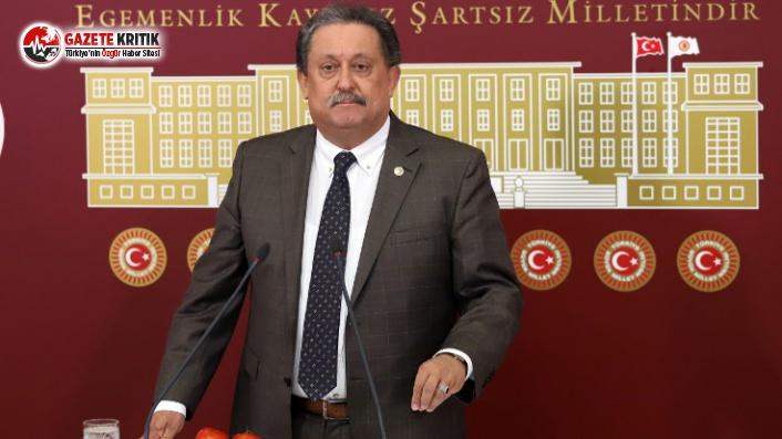 CHP'li Özer Çevre Bakanına Maden Ocaklarını Sordu