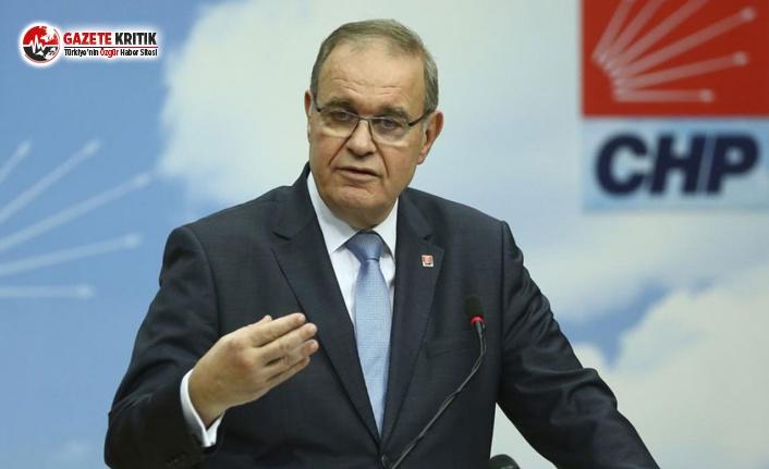 CHP'Lİ ÖZTRAK:BU RAKAMLARI SORGULAMAYALIM DA...
