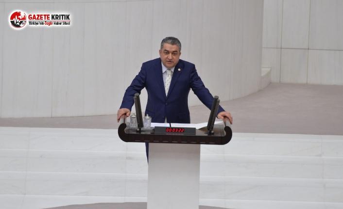 CHP'li Serter: İzmir Üvey Evlat Değildir