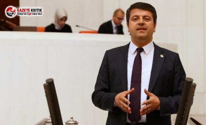 CHP'li Tutdere'den Tarım Bakanına: Üzerinizde...