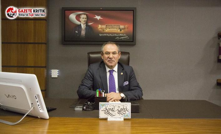 CHP'li Zeybek: Ülkenin Her Tarafını Demir...