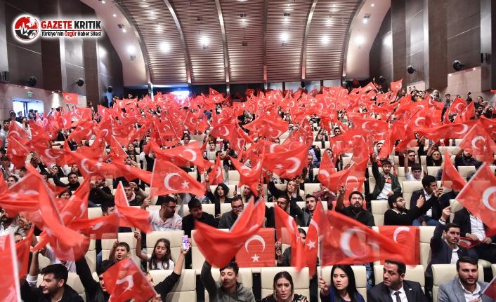 CHP Lideri Kılıçdaroğlu Atatürk'ü Gençlerle Andı