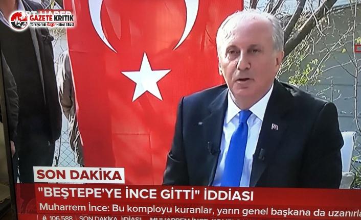 CHP mitinlerini vermeyen A Haber ve TRT İnce'nin açıklamaları için canlı yayında!