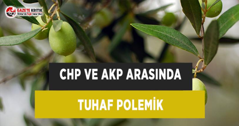 CHP ve AKP Arasında Tuhaf Polemik