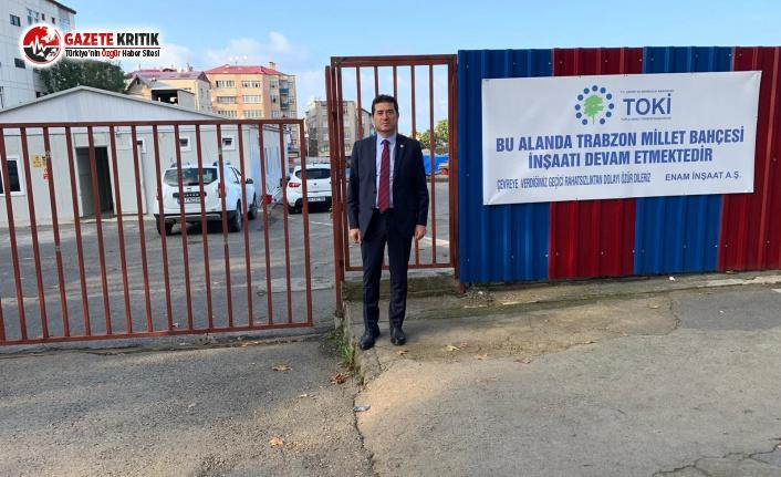 CHP'Lİ KAYA, YAVUZ SELİM SAHASI'NI SORDU