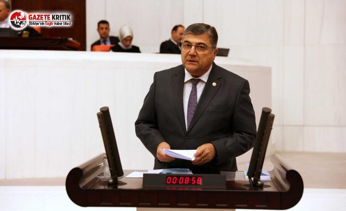 CHP'li Sındır, Bakan Soylu'ya Sordu: Ülkemiz Bir Polis Devletine Doğru Mu Gidiyor?