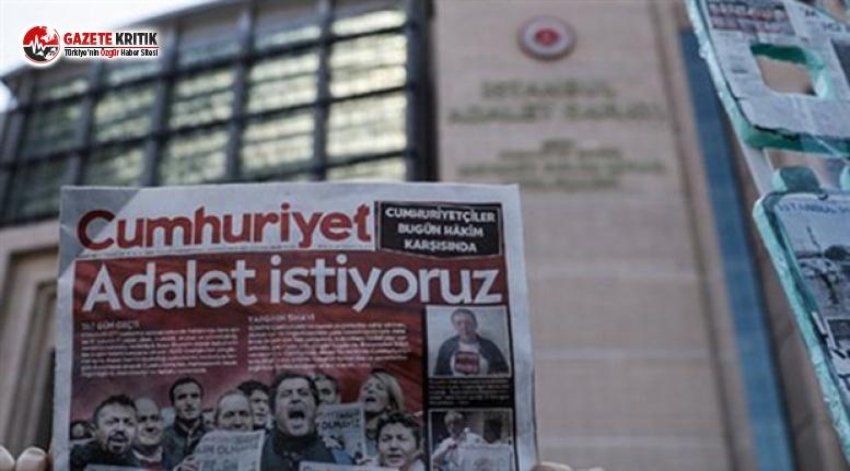 Cumhuriyet Gazetesi Davasında Savcı Yeniden Cezaevi...