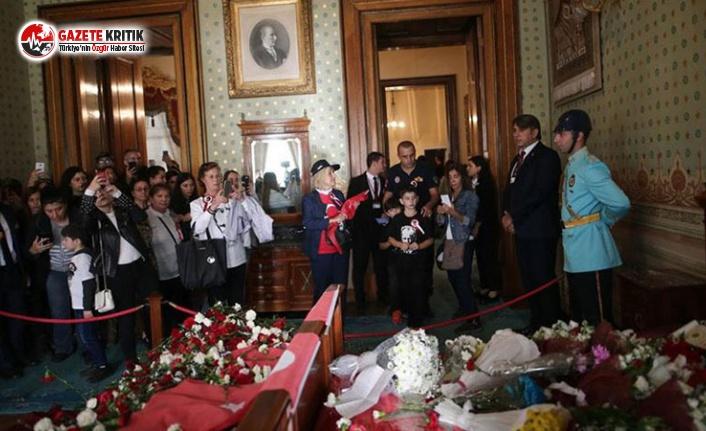 Dolmabahçe'yi 10 Kasım'da Kaç Kişi Ziyaret Etti?
