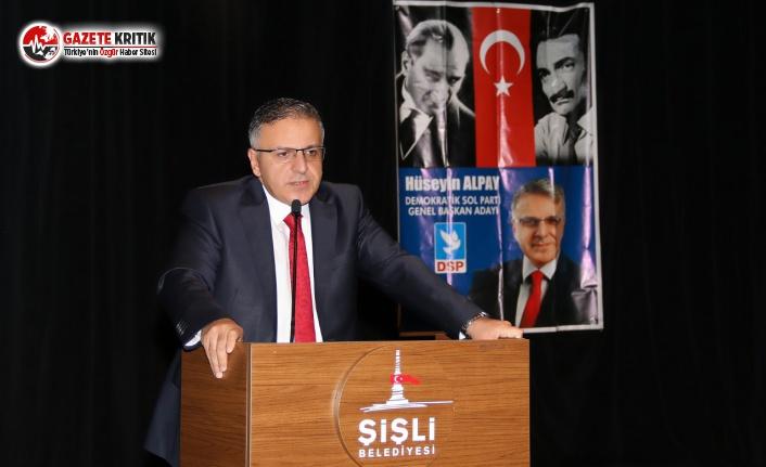 DSP Başkan Adayı Alpay: Kadın Kotasını Yüzde 51'e Çıkaracağız