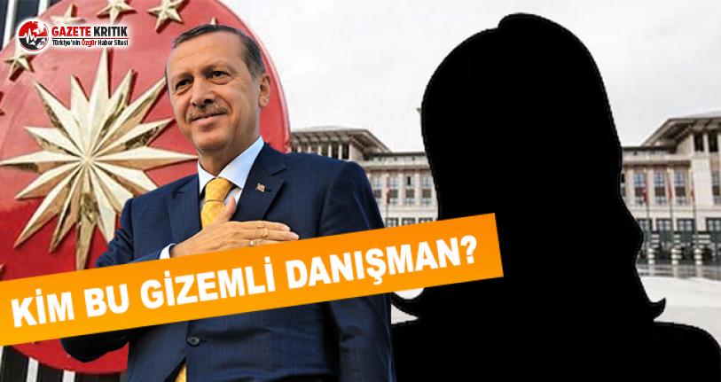 Erdoğan'a Yeni Danışman Atandı