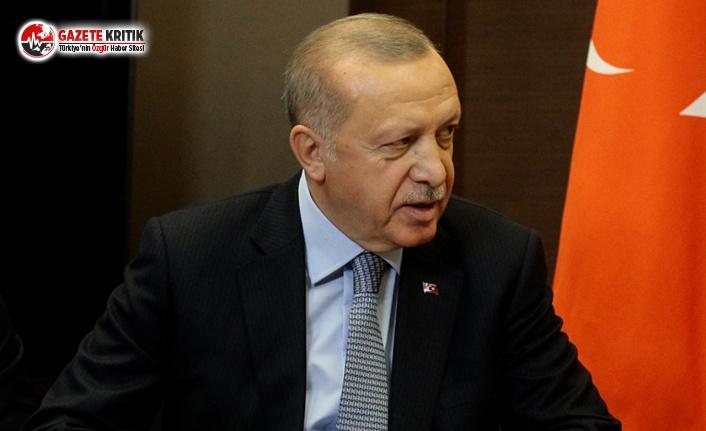 Erdoğan: Bağdadi'nin Eşini Yakaladık