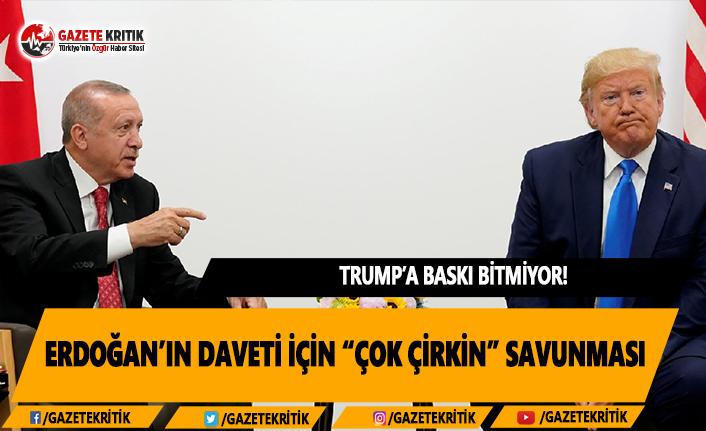 Erdoğan'ın ABD Ziyareti İçin Skandal Çağrı