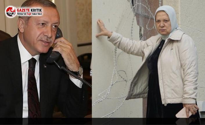 """Erdoğan'dan """"Etrafını Zırh Sarmış"""" Diyen Unakıtan'a Telefon!"""