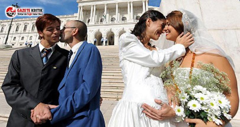 'Eşcinsel Evlilik Yasallaştı, İntiharlar...