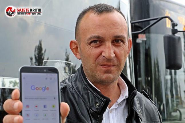 Google, Dürüst Şoförü 'Salak Şoför' Yaptı