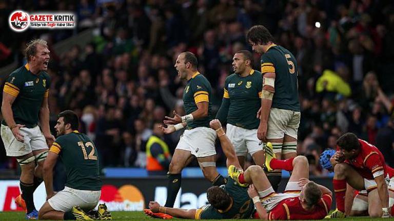 Güney Afrika, Rugby Dünya Şampiyonu