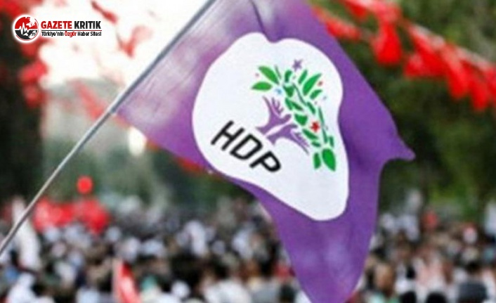 HDP İstanbul İl Kongresi'ne Katılan 7 Kişi...
