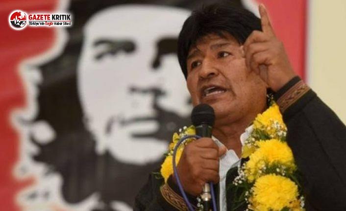 HKP'den Bolivya Lideri Hakkında Basın Açıklaması