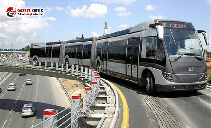 İYİ Parti'den Metrobüs Yolu İçin Çılgın...