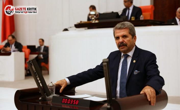 İYİ Parti'li Bahşi'den İşçi Sağlığı...