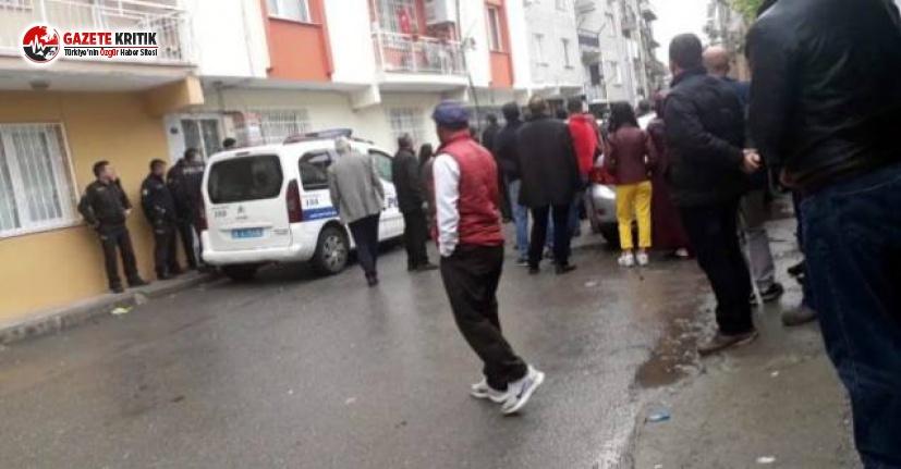 İzmir'de Kadın Cinayeti: Eşini Balta ile Öldürdü!