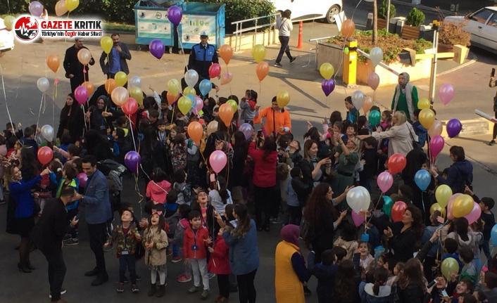 Kartal Belediyesi'nden Kreşli Miniklere 'Çocuk Hakları' Semineri