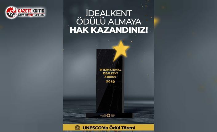 Konyaaltı Belediyesi'ne Uluslararası Ödül