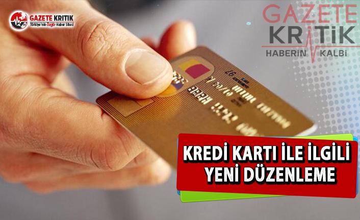 Kredi Kartı Düzenlemesi: Bankalara Gitmeye Gerek...