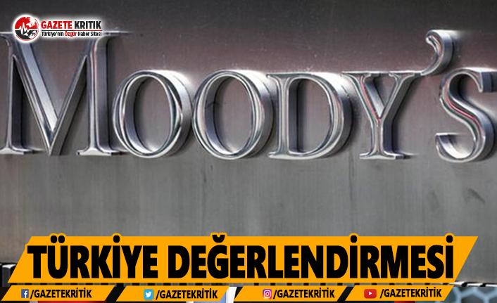 Moody's'in Türkiye Değerlendirmesi