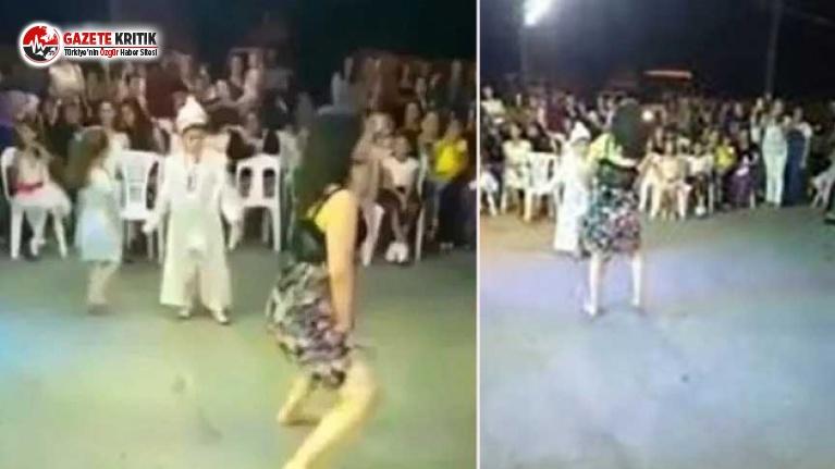 Olaylı Sünnet Düğününde Aile Dansözleri Suçladı