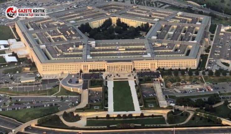 Pentagon Türkiye'yi Suçladı!