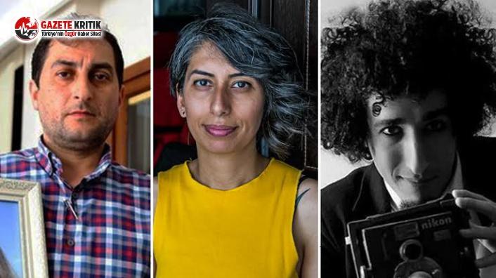 Rabia Naz'ın Babası ve 2 Gazeteci Serbest Bırakıldı