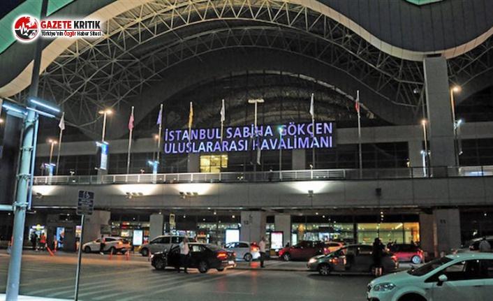 Sabiha Gökçen Havalimanı'nda Bir İlk!
