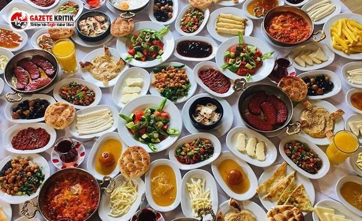 Serpme Kahvaltıda İnanılmaz İsraf: 100 Milyar Lirayı Aştı