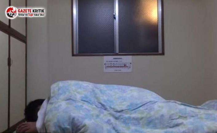 Sudan Ucuz Olan Bu Odada Kalmanın Tek Şartı: Gece Boyunca...
