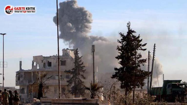 Suriye'de Bombalı Saldırı: 10 Ölü!