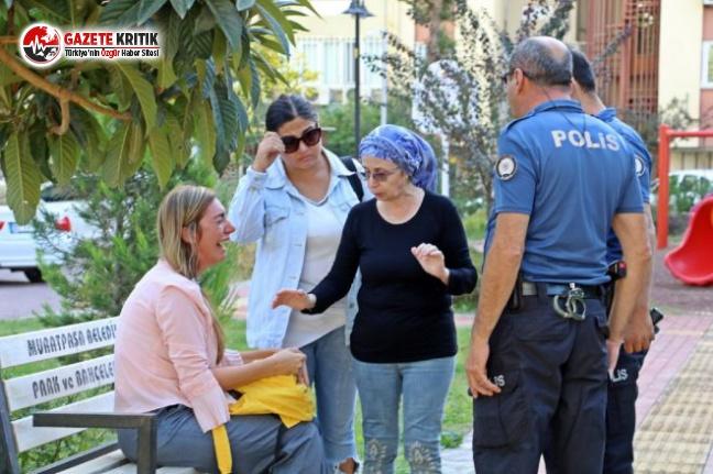 Taksiciyle Kavga Eden Turist Sinir Krizi Geçirdi
