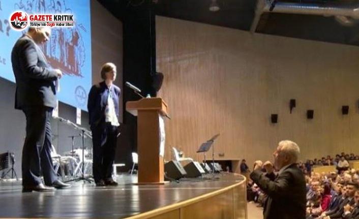 Türk Konsolos Amerikalı Diplomatı Kürsüden İndirdi