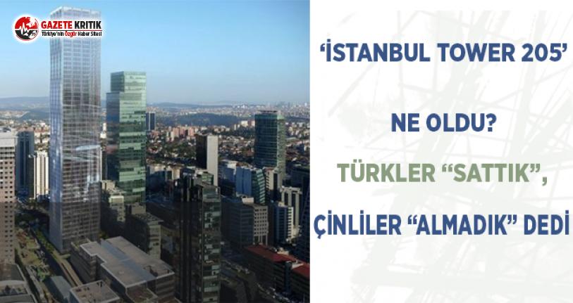 """Türkler """"Sattık"""", Çinliler """"Almadık""""..."""