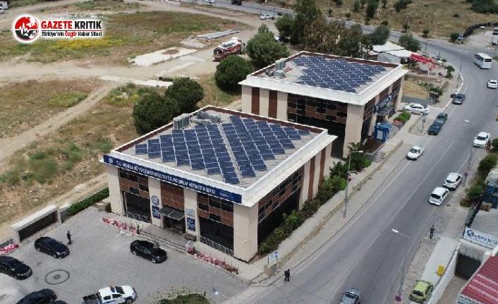 Yaklaşık Bin Haneye Güneş Enerjili Elektrik