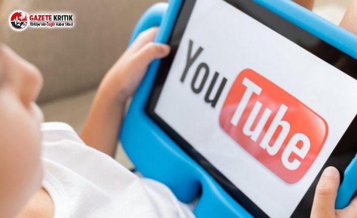 Youtube'dan Çocuklar İçin Karar