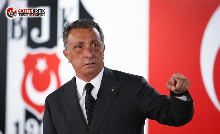 Ahmet Nur Çebi'den Beşiktaş İçin Flaş Açıklamalar