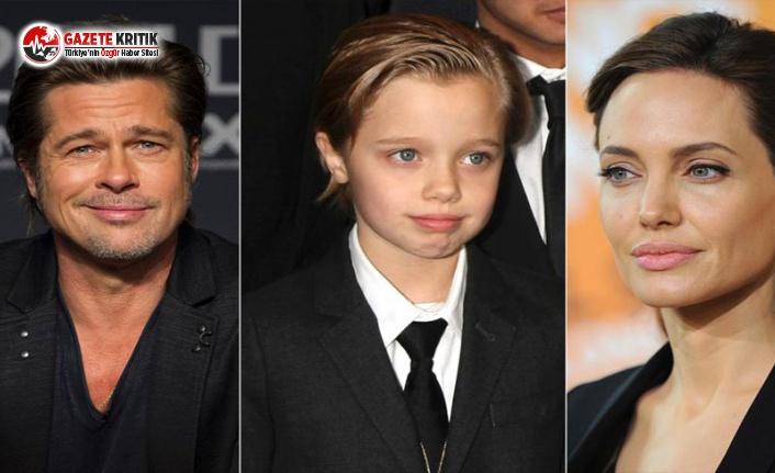 Angelina Jolie ve Brad Pitt'in Kızı Shiloh Cinsiyet...