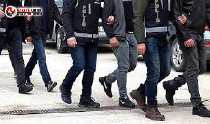 Ankara'da Büyük Operasyon: 95 Gözaltı