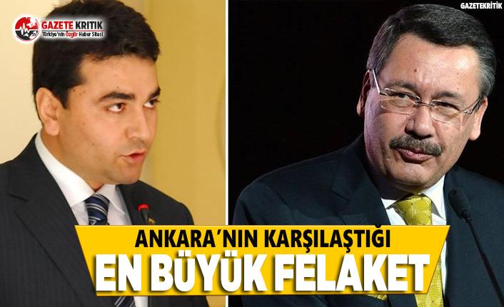 Ankara'nın Karşılaştığı En Büyük Felaket