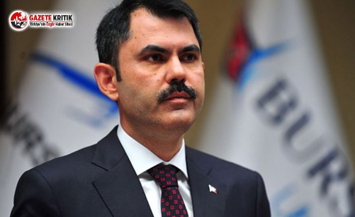 Bakan Kurum'dan İmamoğlu'na 'Kanal İstanbul' Yanıtı