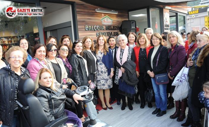 Balçova'nın Kadın Mücadelesine Taze Kan